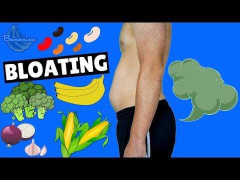 How to avoid bloat on a raw food diet
