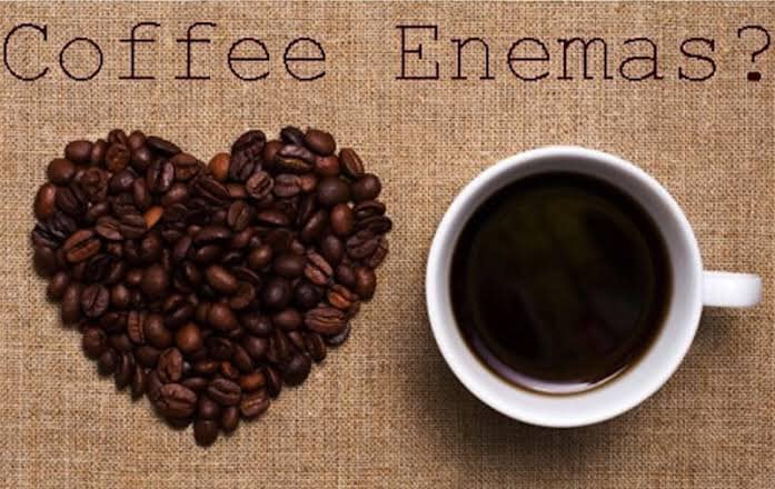 Coffee enemas are a problem, not a solution